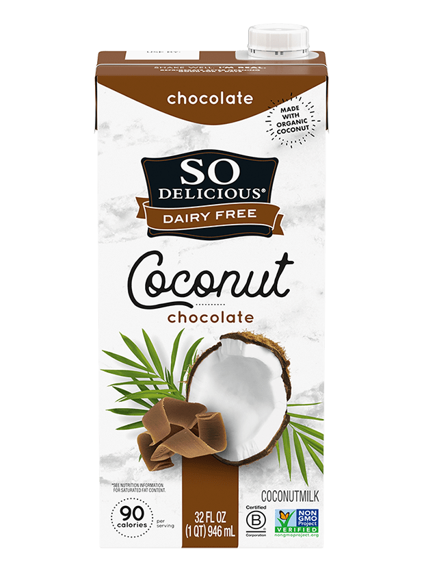 Chocolate Coconutmilk