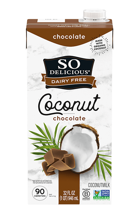 Chocolate Coconutmilk