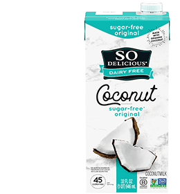Sugar Free Coconutmilk