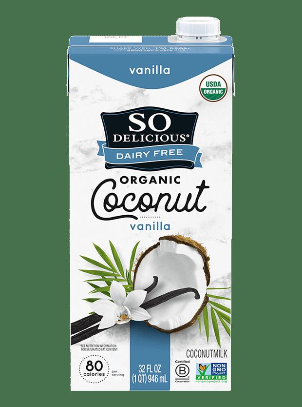 Vanilla Coconutmilk