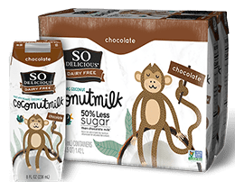 Chocolate Coconutmilk 8 oz. 6-Pack