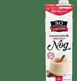 Holiday Nog Coconutmilk