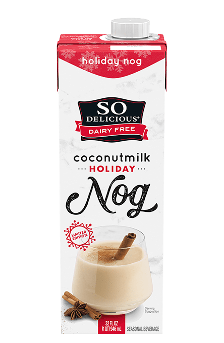 Holiday Nog Coconutmilk
