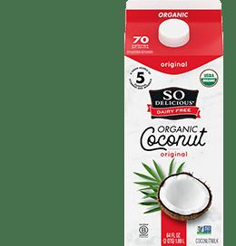 Organic Shelf Stable Original Coconutmilk