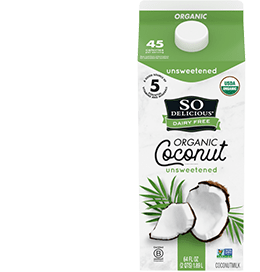 Organic Shelf Stable Original Unsweetened Coconutmilk