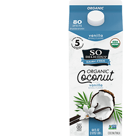Organic Shelf Stable Vanilla Coconutmilk