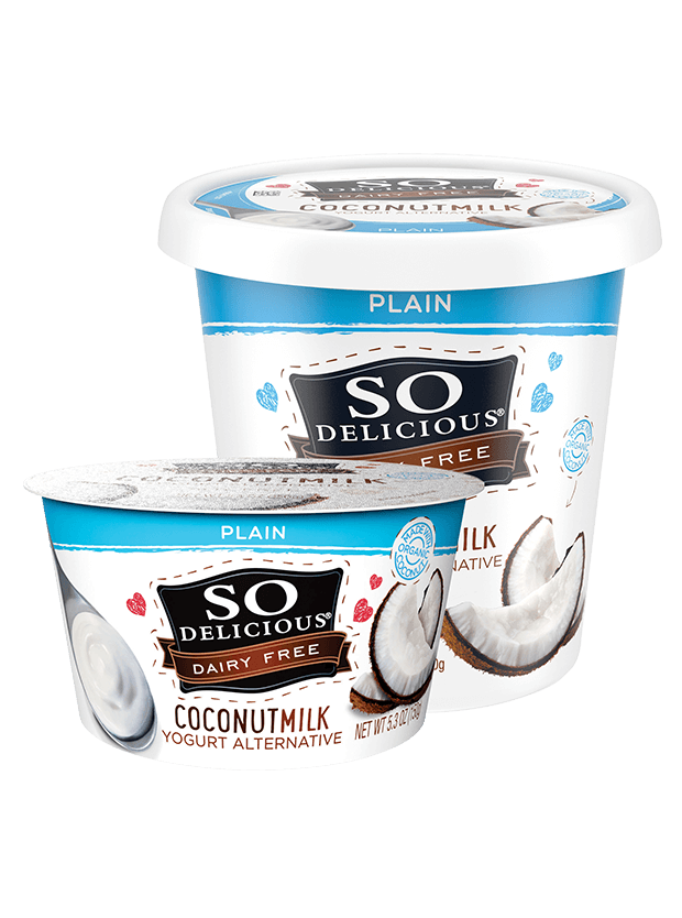 Plain Coconutmilk Yogurt