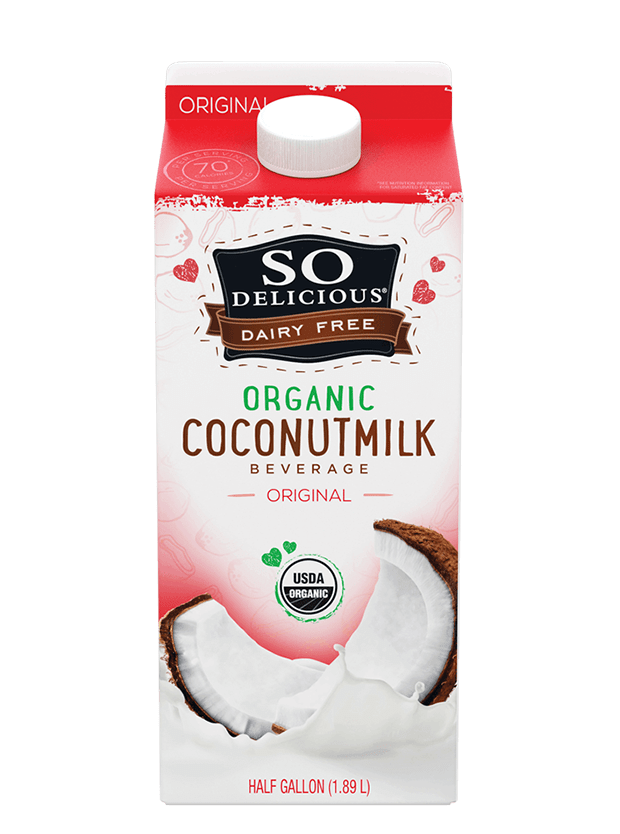 Organic Shelf Stable Original Coconutmilk