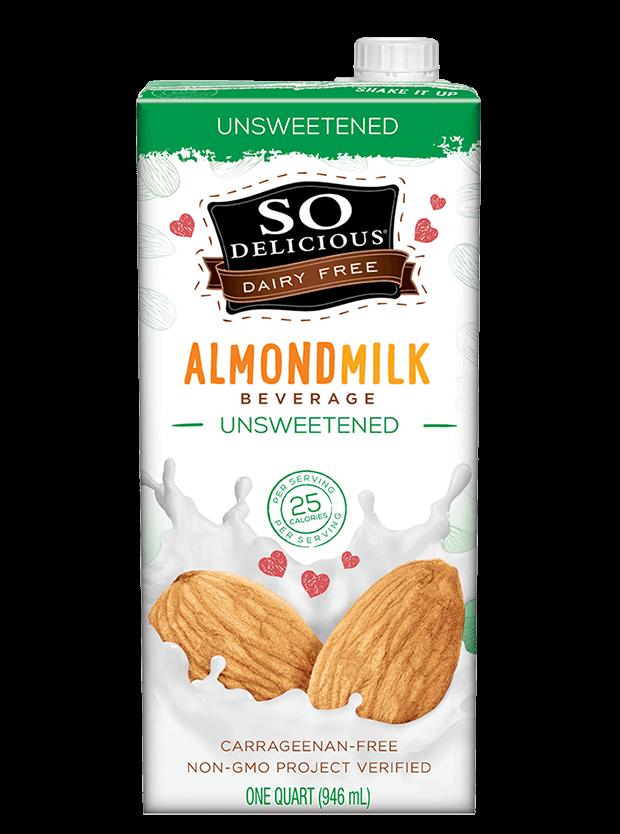 Unsweetened Almondmilk