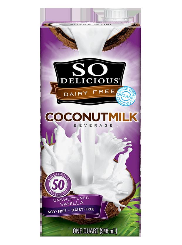 Unsweetened Vanilla Coconutmilk