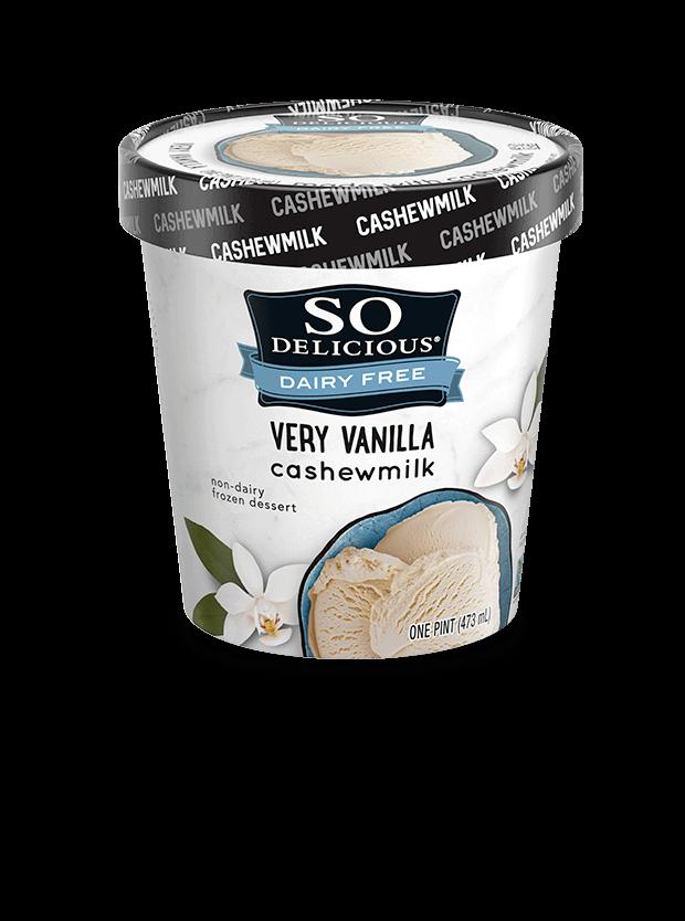 Very Vanilla Cashewmilk Frozen Dessert