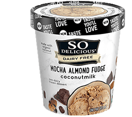 Mocha Almond Fudge Coconutmilk Frozen Dessert