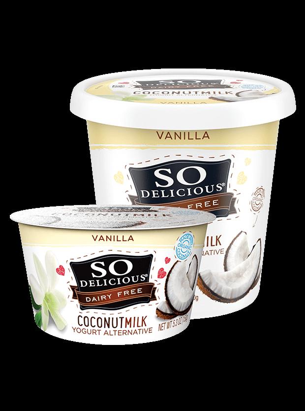 Vanilla Coconutmilk Yogurt