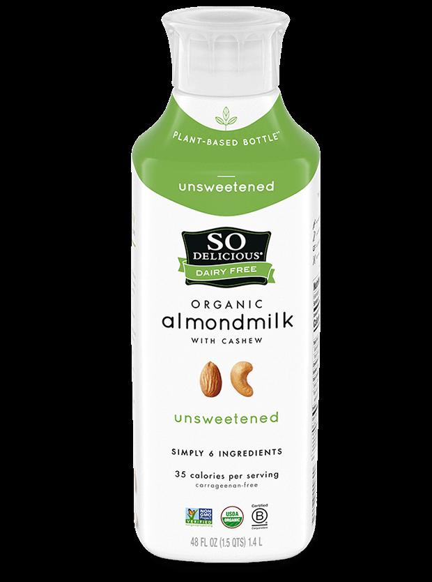 Organic Shelf Stable Original Unsweetened Almondmilk