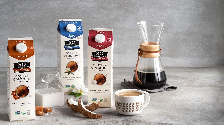 Organic Coconutmilk Creamers