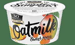 Sweet Mango Oatmilk Yogurt