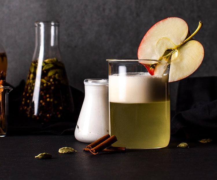 Chai Spiced Apple Cider
