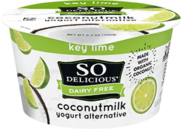 Key Lime Coconutmilk Yogurt