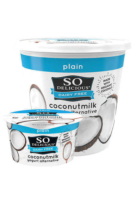 Plain Coconutmilk Yogurt