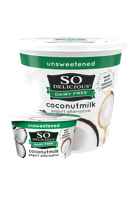Unsweetened Plain Coconutmilk Yogurt